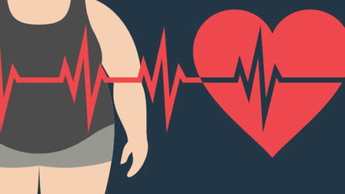 vì sao béo phì có thể gây ra bệnh tim