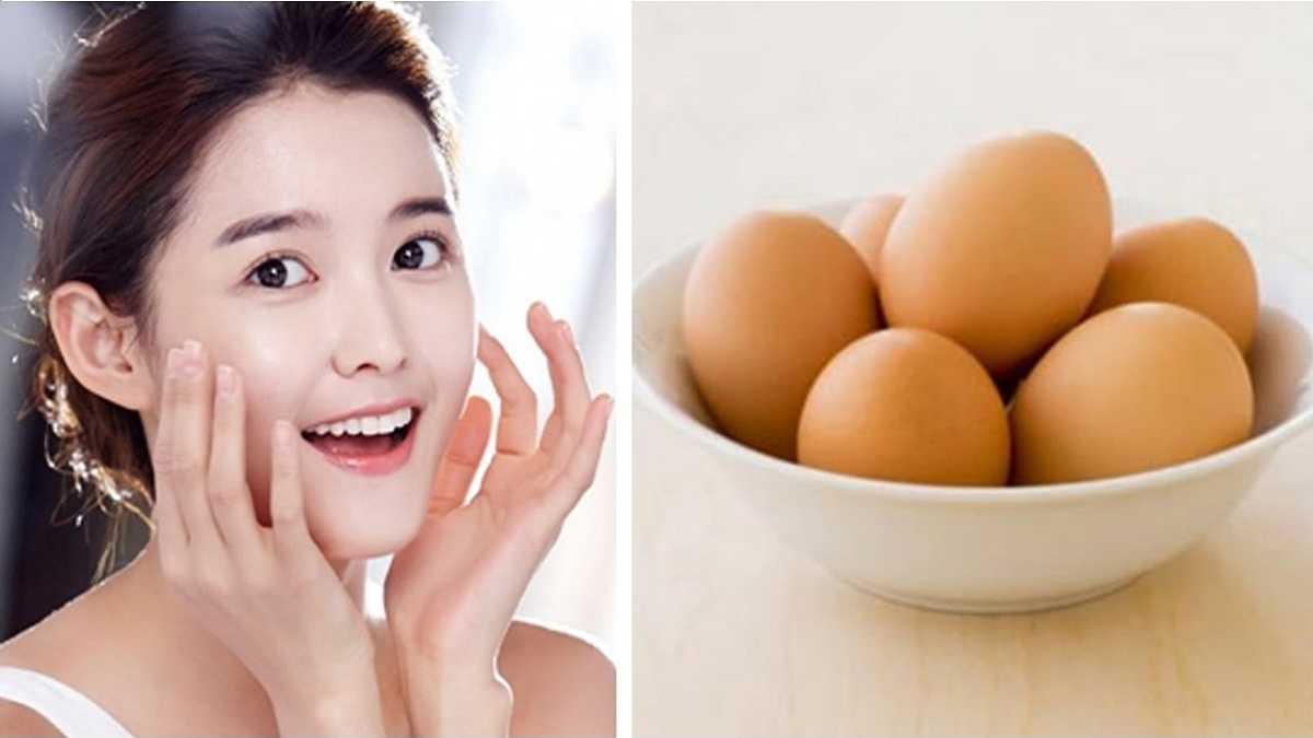 Dưỡng da bằng trứng gà luộc với 3 cách dễ dàng (1)