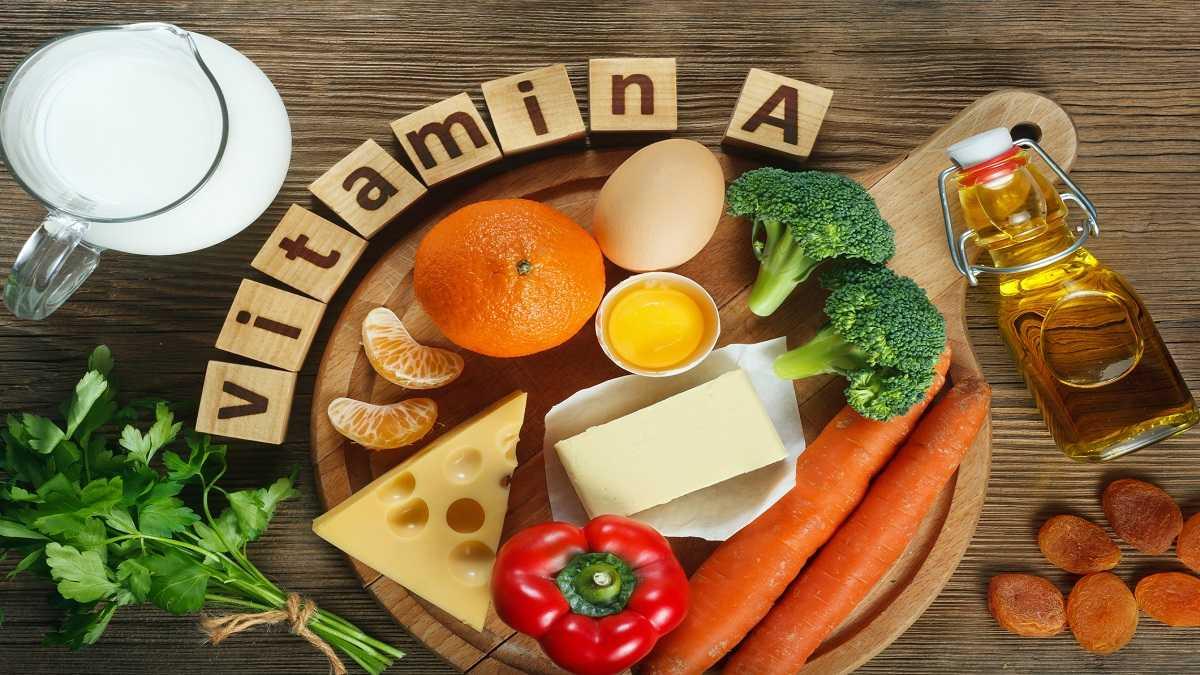 Vitamin A có vai trò gì và 2 nguồn vitamin A trong tự nhiên (1)