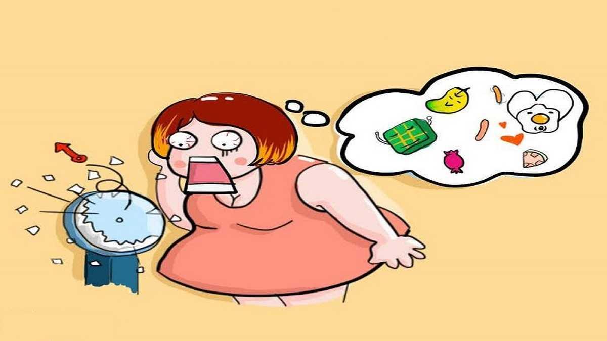 5 thời điểm dễ tăng cân gây ám ảnh cho phái nữ (1)