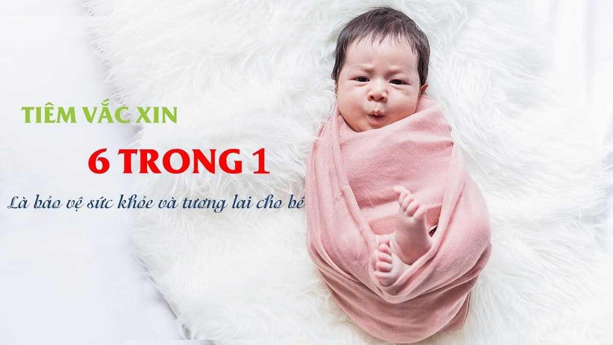 Vắc-xin 6 trong 1