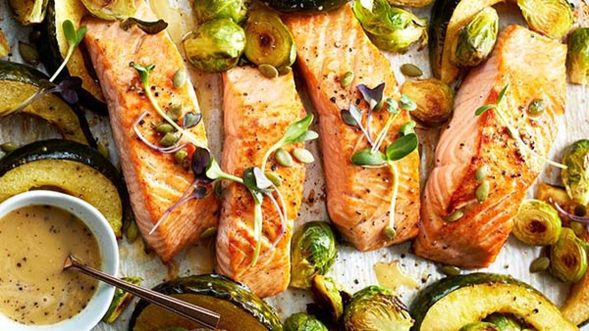 8 loại cá giàu axit béo Omega - 3 (1)