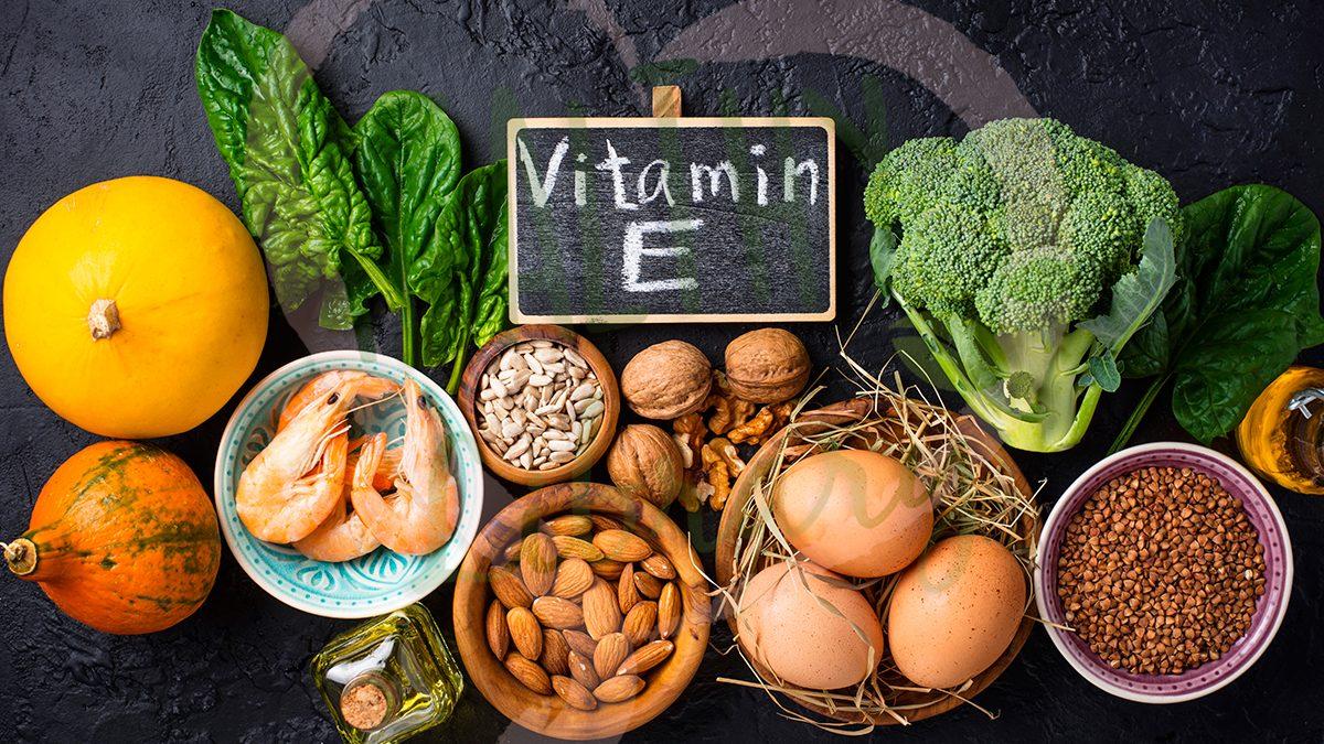 10 thực phẩm lành mạnh chứa nhiều vitamin E (1)