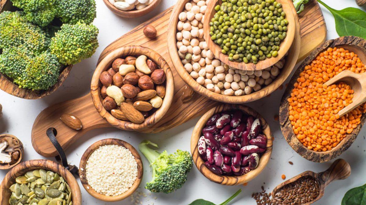 Các thực phẩm không có chất béo được dùng để giảm cân (1)