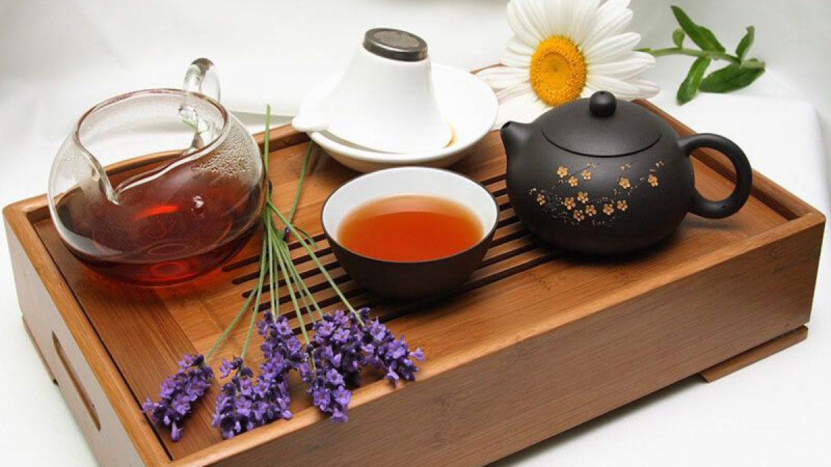 Lợi ích sức khỏe của trà đen (1)