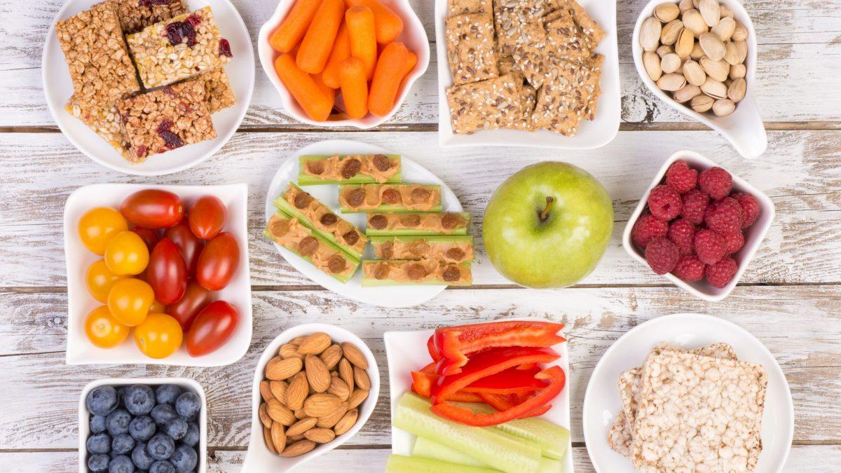 Đồ ăn nhẹ lành mạnh cho tuổi dậy thì (1)