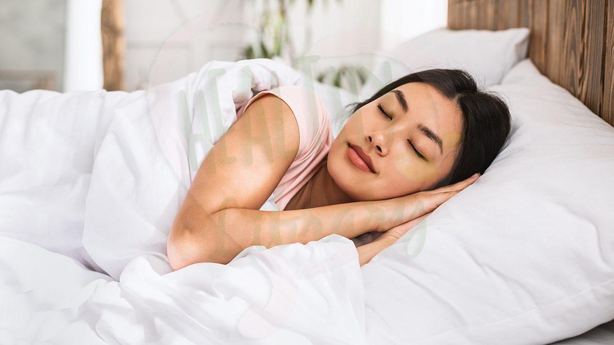 Tại sao giấc ngủ lại quan trọng đối với việc giảm cân? (1)