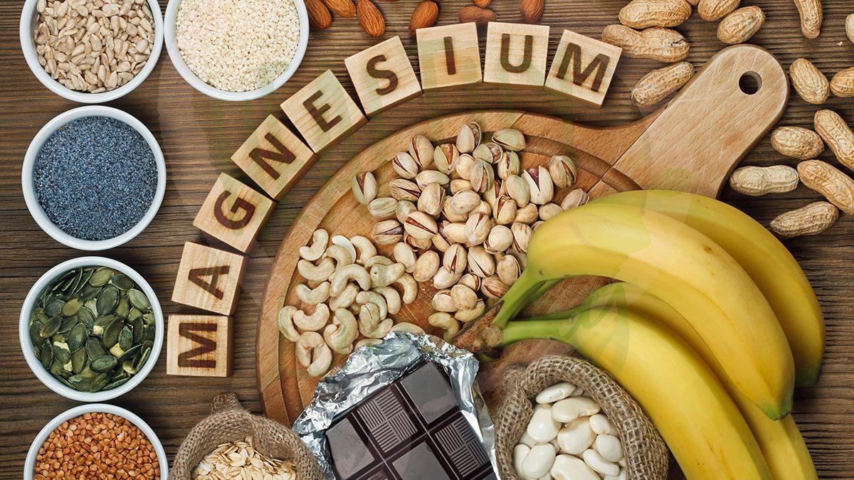 Các thực phẩm lành mạnh chứa nhiều Magiê (6)
