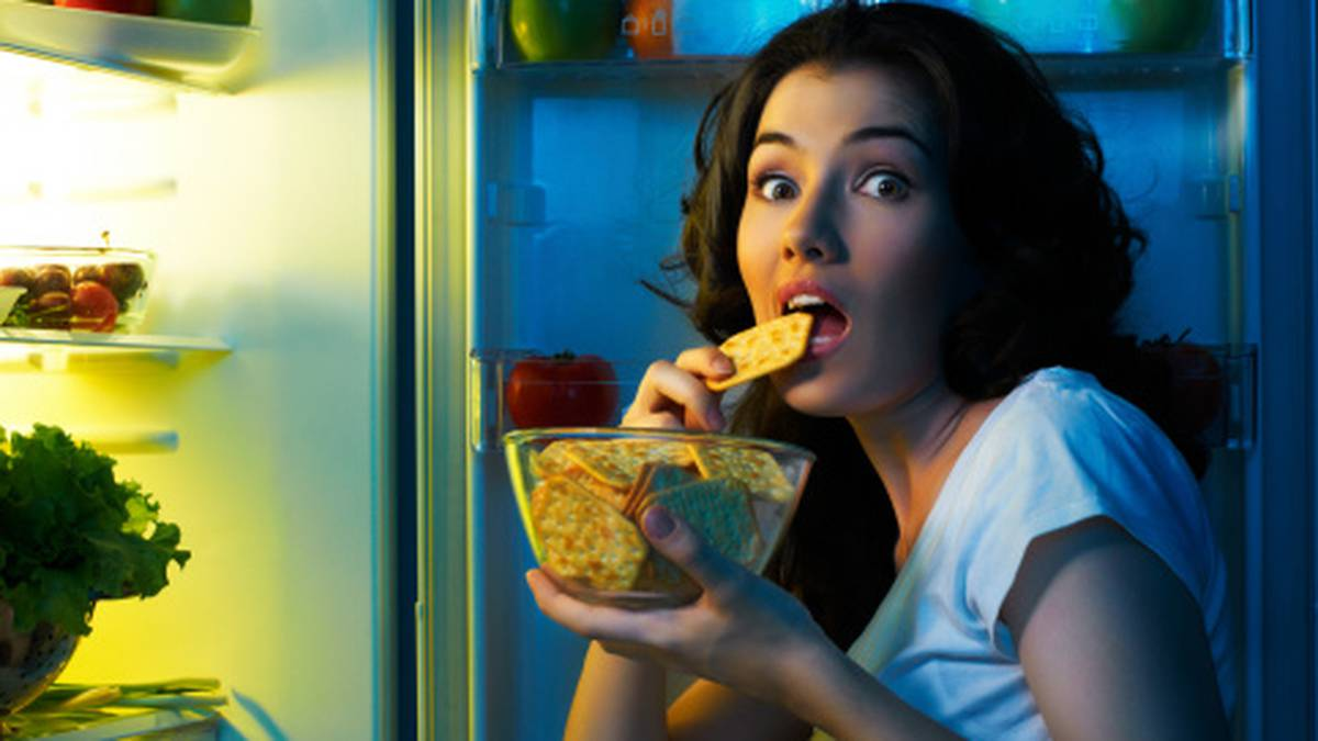 Làm thế nào để vượt qua căng thẳng khi ăn uống (5)